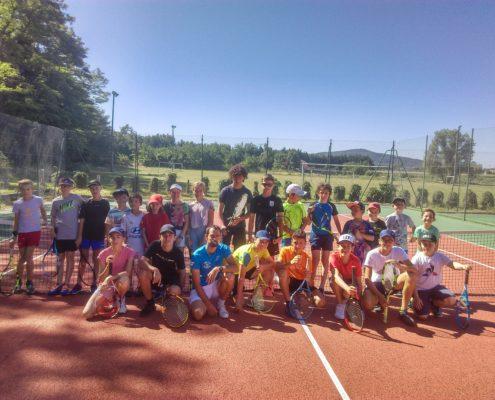 Stages tennis enfant
